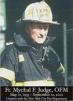 Chaplan. FDNY. Judge. 9/11/01.