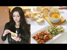 Healthy Snack Ideas! Easy & Vegan Recipes - YouTube