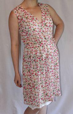 Tutti Frutti / 90's summer dress