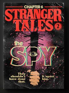 Stranger Things ganha versão Stephen King anos 80 [conceito]