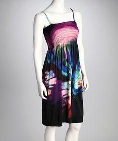 71aa8a91ef India Boutique Purple Tie-Dye Sundress - Women. SundressesSignature ...