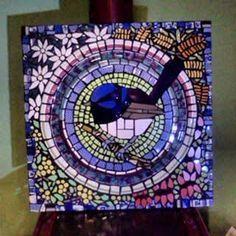 Kuvahaun tulos haulle blue wren mosaic