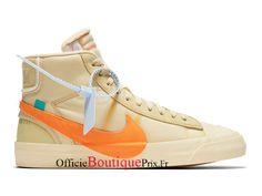 b06b515f848d16 Off-White x Nike Blazer Mid Canvas