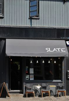 Slate Coffee | London Love Coffee - Makes Me Happy