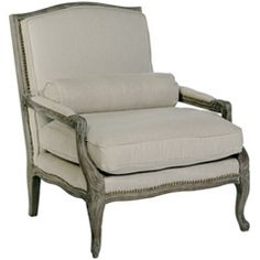 Love a nice Bergere Chair! Gabby Antique Reproduction Chairs, Settees & Sofas | Layla Grayce #lgpintowin