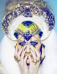 Sequoia Emmanuelle for Dark Beauty Magazine