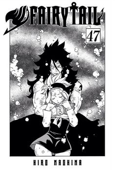 Gajeel and Levy <3