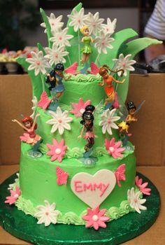 Fairy cake for my grandaughter