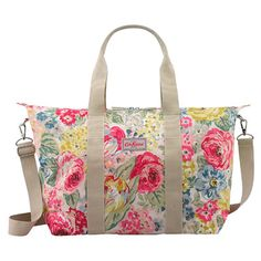 Orchard Bloom Foldaway Overnight Bag | Cath Kidston |