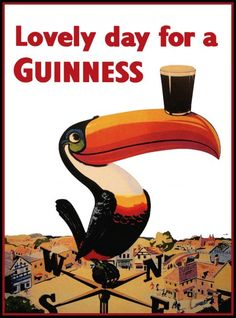 Vintage Advertising Posters   UK Posters   London Posters   Guinness