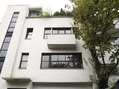 Maison Cook - Villa Cook, Boulogne-Billancourt, France - Le Corbusier - Charles-Edouard Jeanneret-Gris