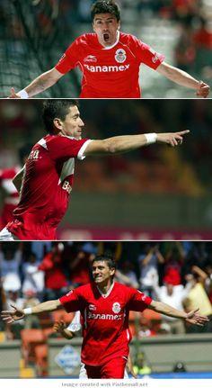 Héctor Mancilla (Bicampeón de goleo Apertura 2008 y Clausura 2009)