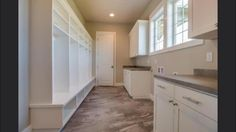 Laundry/mudroom from Aprils house