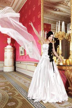 """Wedding dress """"Lanea II"""" by DEVA LA VIE"""