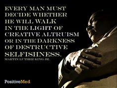 Martin Luther King Light http://en.wikipedia.org/wiki/Martin_Luther_King,_Jr.
