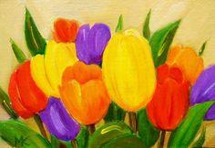 """Tulip Delight"" -- Meltem Kilic"