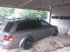 My Audi allroad