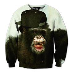 Gorrila Gangsta Sweatshirt