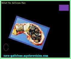 Relief For Gallstone Pain 145720 - Cure Gallstone