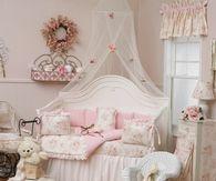 Shabby Chic Girl Nursery
