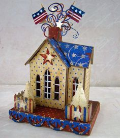 4th of July House - Remember This Remember That