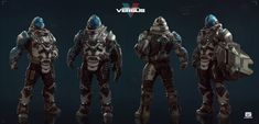 Versus NPC/AI grunts ( not playable characters), Gerard Kravchuk Character Costumes, Game Character, Character Concept, Character Design, Character Ideas, Overwatch, Montreal, Future Soldier, Knight Armor