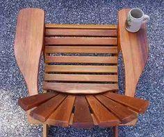 cadeira madeira para