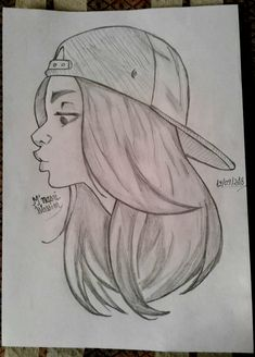 Ideas How To Draw Sketches Portraits For 2019 Disney Drawings Sketches, Girl Drawing Sketches, Girly Drawings, Art Drawings Sketches Simple, Cartoon Drawings, Easy Drawings Of Girls, Easy Sketches To Draw, Simple Cute Drawings, Some Easy Drawings