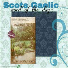 Scottish Words, Scottish Quotes, Scottish Gaelic, Gaelic Words, Irish Language, Celtic Music, My Ancestors, School Hacks, Outlander