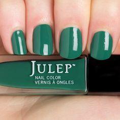 Julep Emilie: Emerald green crème
