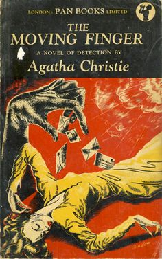 Image result for the moving finger agatha christie