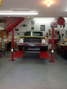 Another customer photo sent in to http://www.carguygarage.com