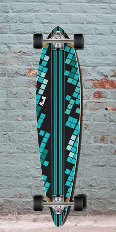 Longboards USA - Punked Digital Wave Pintail Longboard 40 inch - Complete, $107.00 (http://longboardsusa.com/longboards/longboards-for-beginners/punked-digital-wave-pintail-longboard-40-inch-complete/)