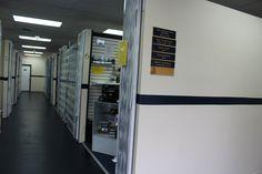 right hallway kiosks