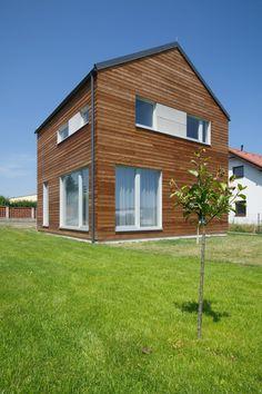 Pasivní domy, dřevostavby – Chytrý dům s.r.o.