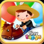Nursery Rhymes By Tinytapps - 1 Free Rhyme - has in app purchases - most nursery rhymes between $0.99 - $1.99 [Carmel]