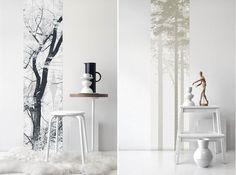 #Interiør Nordic Style, Scandinavian Design, Interior Inspiration, Decorating Your Home, Ladder Decor, Minimalism, Home Decor, Google, Decoration Home