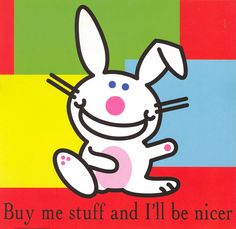 Image detail for -The Happy Bunny Phenomenon | Events and happenings, thoughts and ideas ...