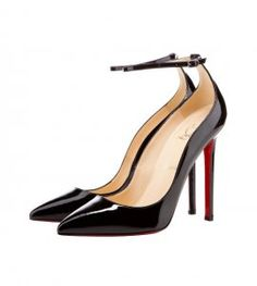 Christian Louboutin By Shoes 2013 Halte 120mm Black