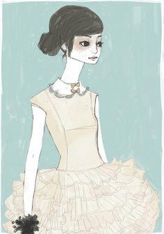 Bailarina ...