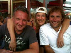 AnneMarie, Thijs en Vincent  Zeeland 2013
