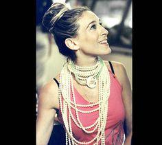 Carrie y mil perlas