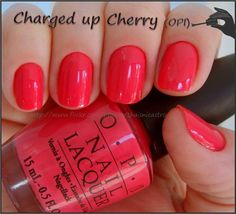 opi charge up cherry - Yahoo Image Search Results