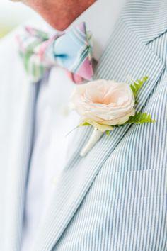 Rose boutonniere: http://www.stylemepretty.com/2015/05/02/kentucky-derby-wedding-details-we-love-2/
