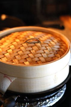 rosher pitha [chitoi] = steamed rice cakes in sweet milk