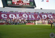 Colorado Rapids -- Pid Army Fans