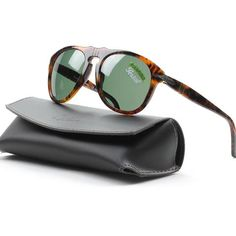 59cde69325d Persol PO0649 Suprema Sunglasses 108 58 Caffe Brown