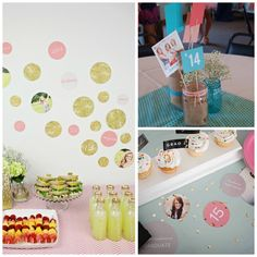 Celebrate your exciting milestone with these college graduation party ideas! We share ideas from college graduation announcement ideas to photo display ideas. #graduation