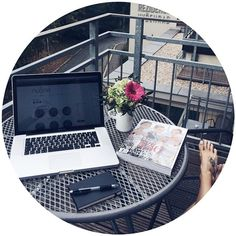 """I made a """" conquer the world"""" list. And started writing some posts for my blog, sitting on our cozy balcony. It's so comfortable to work here, that it took couple minutes this morning... Start Writing, Balcony, About Me Blog, Take That, Cozy, Posts, Couple, How To Make, Messages"""