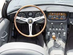 Lamborghini 400GT Spyder